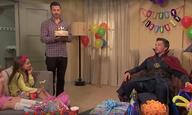 Ο Τζίμι Κίμελ προσλαμβάνει τον «Doctor Strange» για το παιδικό πάρτι του γιου του (video)
