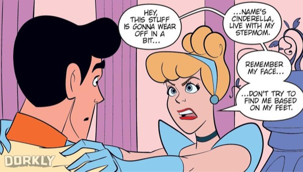 Επτά πικρές αλήθειες που δεν θα μαθαίναμε ποτέ από τα παραμύθια της Disney