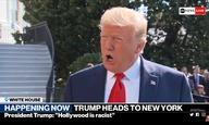 «Το Χόλιγουντ είναι ρατσιστικό!» Ο Πρόεδρος Τραμπ καταγγέλλει... αορίστως το αμερικανικό entertainment