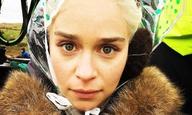 Η Εμίλια Κλαρκ δεν περνάει καλά στα γυρίσματα του «Game of Thrones 7»