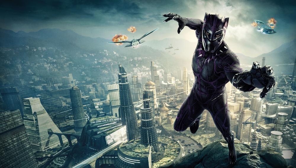 To «Black Panther» μόλις πέρασε το 1 δισεκατομμύριο δολάρια εισπράξεις παγκοσμίως