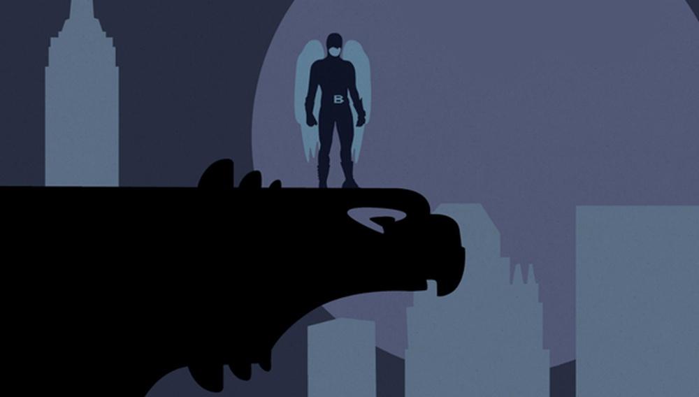 Ο «Birdman» πετάει πάνω απ' την Αμερική σε μια νέα σειρά μαγικών πόστερ