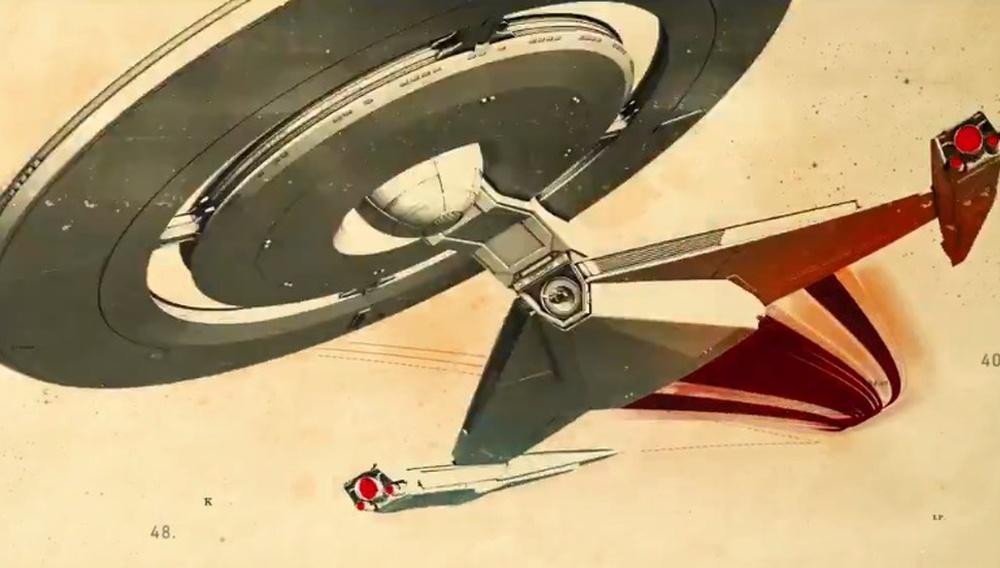 Δείτε τους τίτλους αρχής για το ολοκαίνουργιο «Star Trek: Discovery»