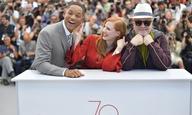 Κάννες 2017: Ο Αλμοδόβαρ κάνει θέμα για το Netflix, στη συνέντευξη Τύπου της Κριτικής Επιτροπής
