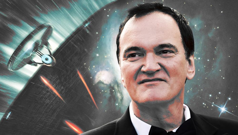 Τελικά (ίσως) το «Star Trek» να είναι η τελευταία ταινία του Κουέντιν Ταραντίνο