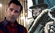 O Κόλιν Φάρελ δήλωσε πως ο Πιγκουίνος του θα έχει «λίγες αλλά ζουμερές σκηνές» στο «The Batman»
