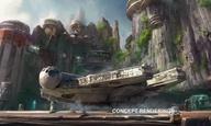 Ποιος θέλει να πιλοτάρει το Millennium Falcon;