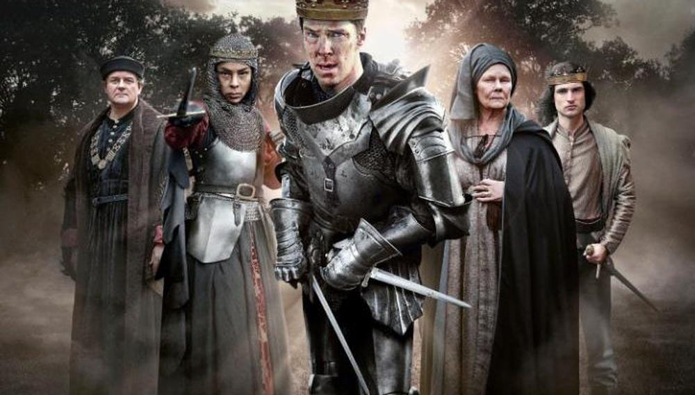 Είστε έτοιμοι για τον Μπένεντικτ Κάμπερμπατς ως Ριχάρδο Γ' στο 2ο κύκλο «The Hollow Crown»;