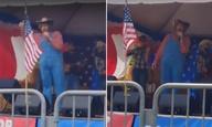 Ο Σάσα Μπάρον Κοέν τα κατάφερε και πάλι: μεταμφιεσμένος, ξεσήκωσε πλήθος ακροδεξιών σε ρατσιστικό sing along
