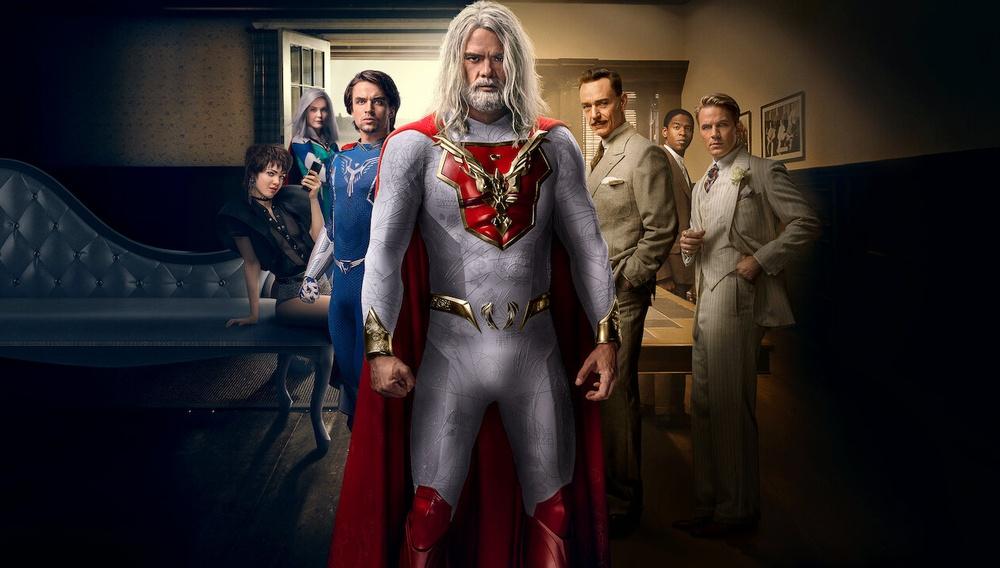 Οι υπερήρωες του «Jupiter's Legacy» (και τα προβλήματά τους), είναι λιγότερο supermen και περισσότερο super meh
