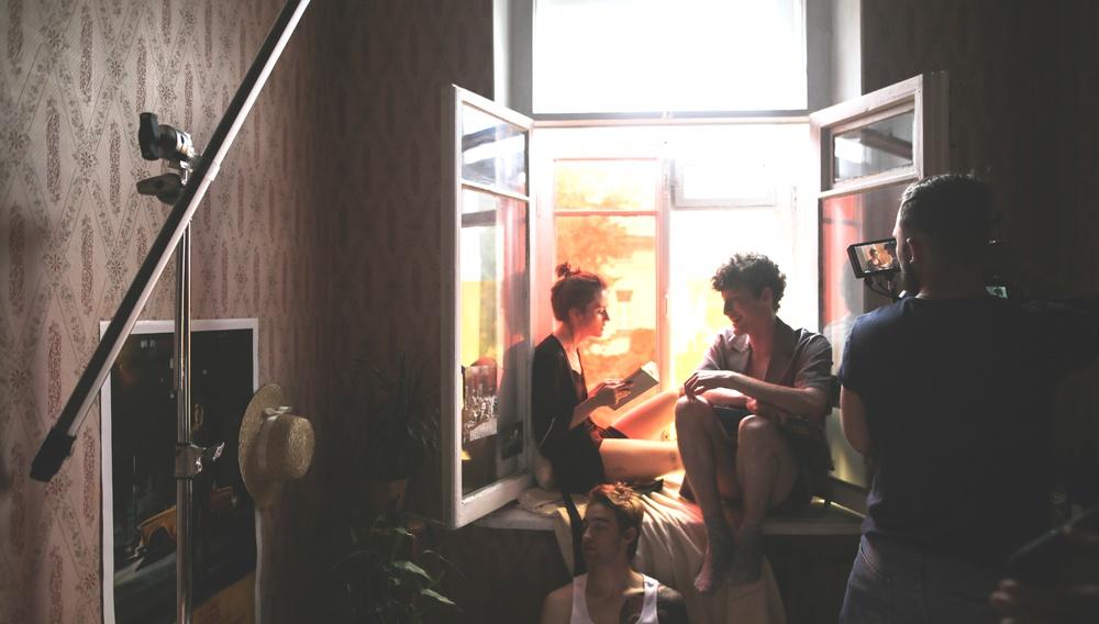 5 σπουδαστές της SAE μοιράζονται την εμπειρία και τις ταινίες τους