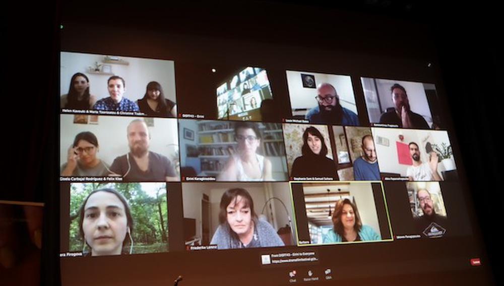 Φεστιβάλ Δράμας 2020: Βραβεία Pitching Lab και κινηματογραφικών σωματείων