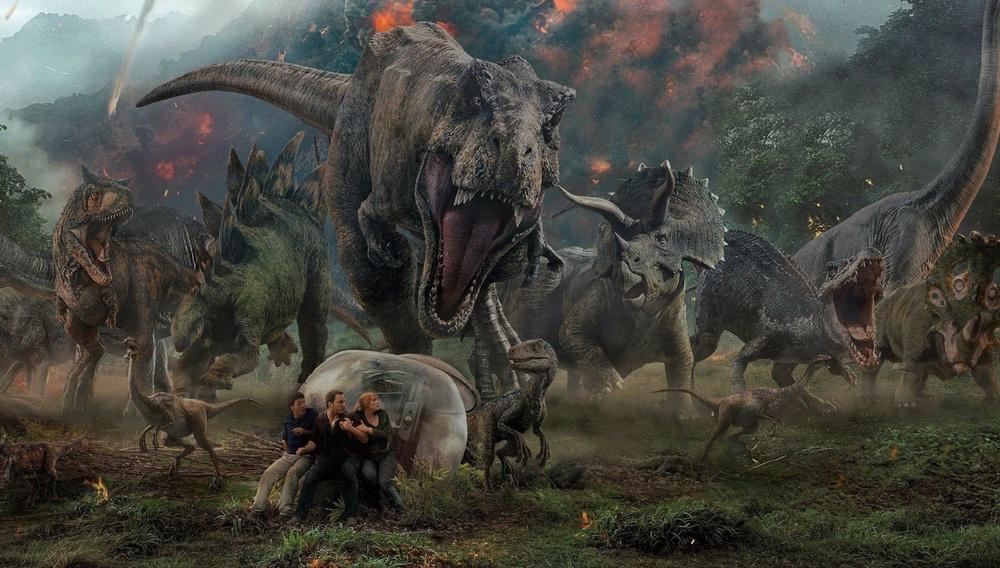 To «Jurassic World: Dominion» μεταφέρεται για το 2022