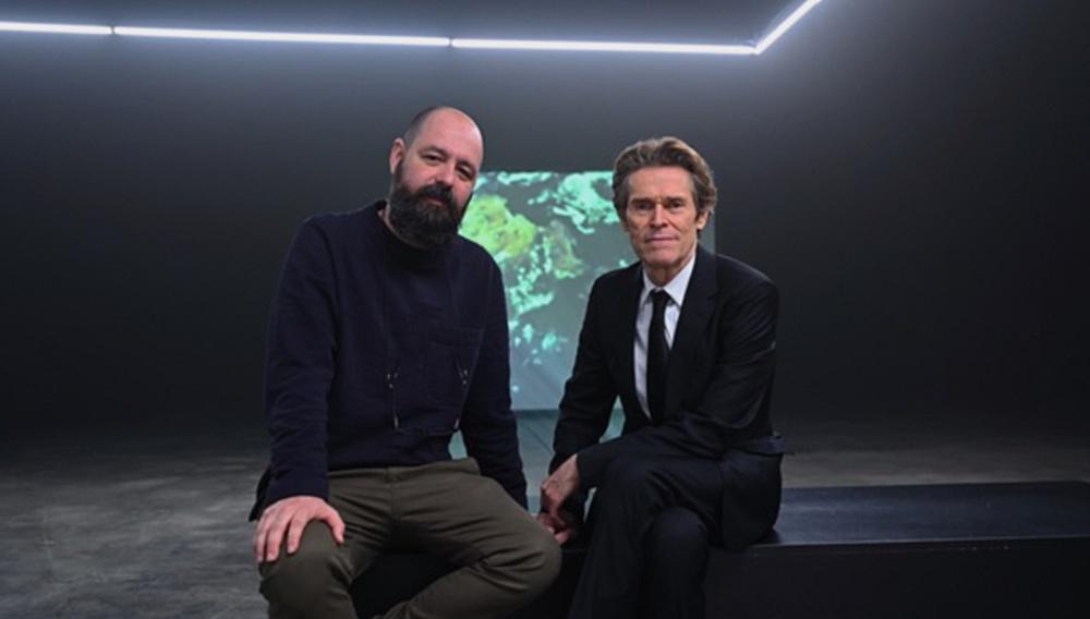 Ο Βασίλης Κατσούπης ολοκλήρωσε τα γυρίσματα του «Inside» με πρωταγωνιστή τον Γουίλεμ Νταφόε