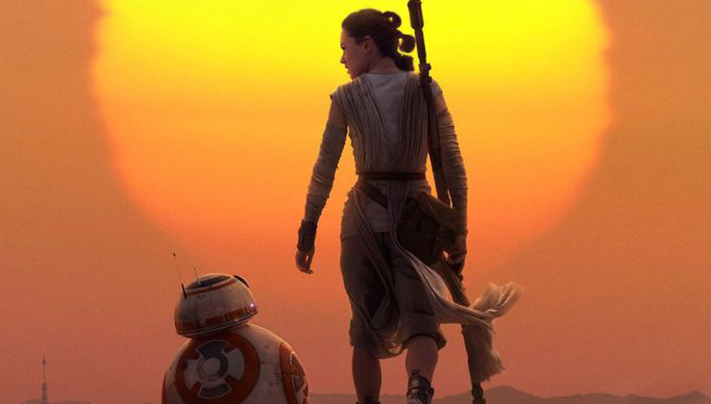 Star Wars: H Δύναμη Ξυπνάει