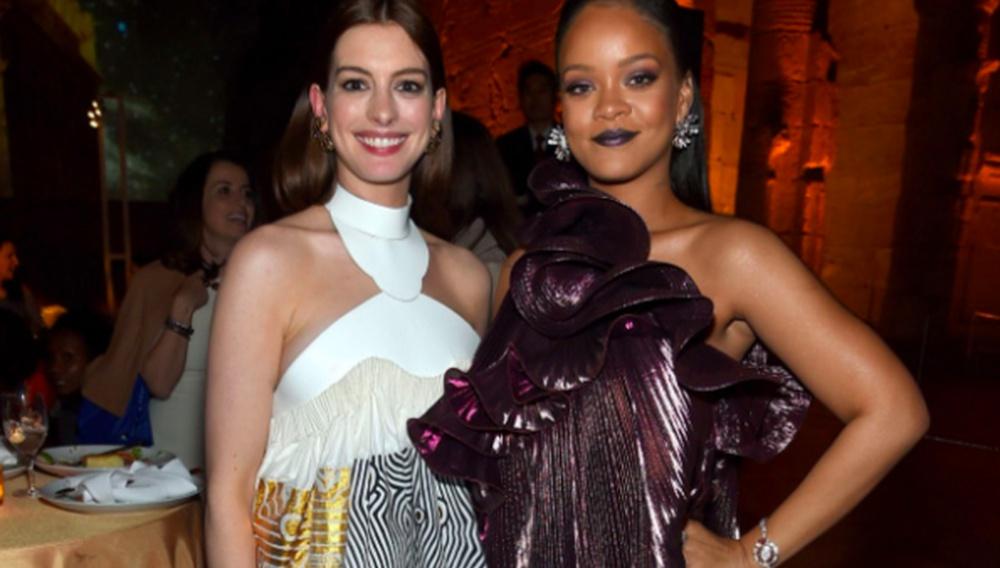 Το κοπλιμέντο της Rihanna στην Αν Χάθαγουεϊ που έγινε viral