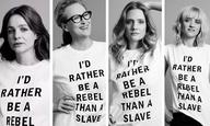 To Τ Shirt της Μέριλ Στριπ και η οργή στα social media!