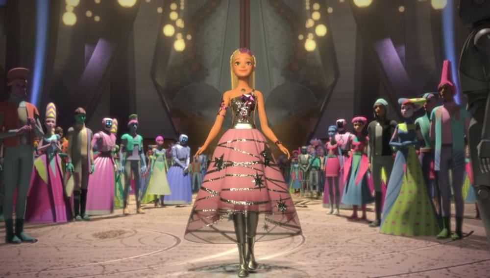 Barbie: Στην Περιπέτεια του Διαστήματος