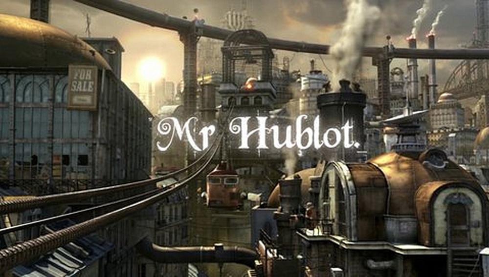 Mr. Hublot 2014 Oscar winning short film