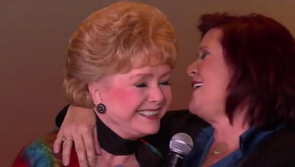 Χρυσές Σφαίρες 2017: Ετσι το Χόλιγουντ αποχαιρέτησε την Ντέμπι και την Κάρι