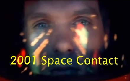 """Daft Punk's """"Contact"""" Versus 2001: A Space Odyssey"""