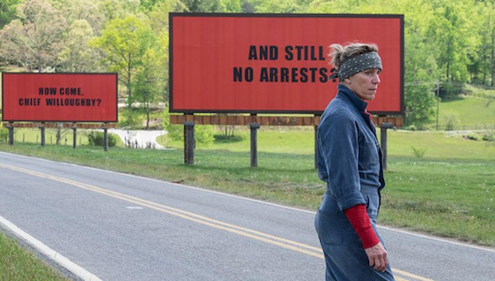 Η Φράνσις ΜακΝτόρμαντ είναι πολύ θυμωμένη στο τρέιλερ του «Three Billboards Outside Ebbing, Missouri»