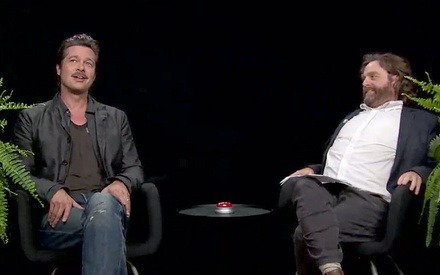 Between Two Ferns (Μπραντ Πιτ)