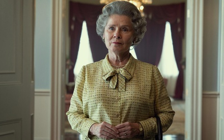 Πρώτη φωτογραφία της Ιμέλντα Στόντον ως Βασίλισσα Ελισάβετ στον πέμπτο κύκλο του «The Crown»