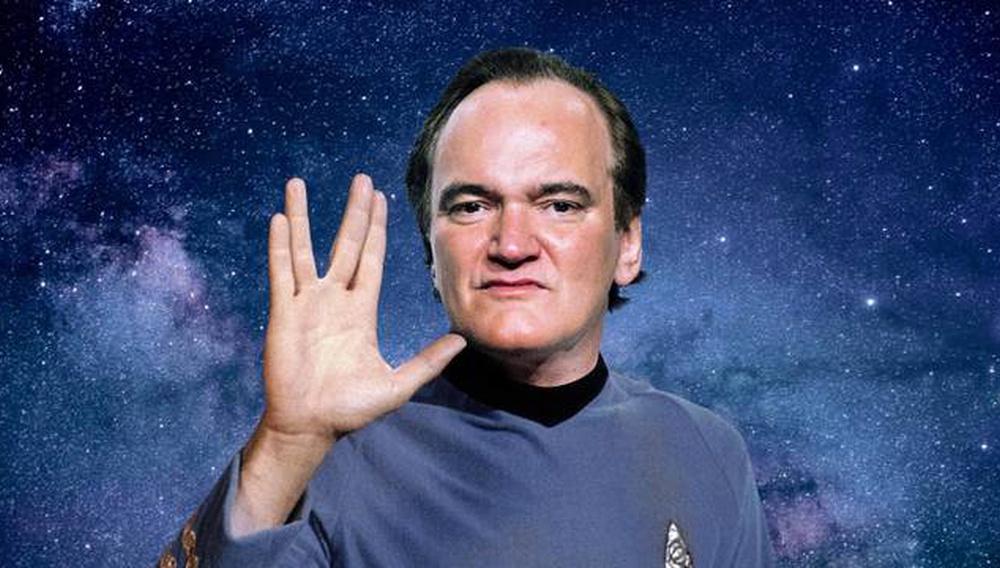 Το «Star Trek» του Ταραντίνο θα είναι βρωμόστομο και ακατάλληλο