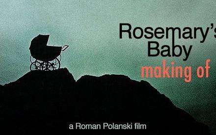Στα γυρίσματα του Rosemary's Baby