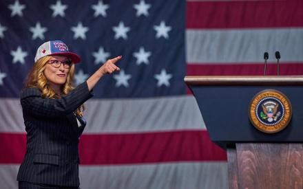 Πώς σας φαίνεται η Πρόεδρος της Αμερικής... Μέριλ Στριπ;