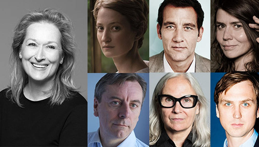 Berlinale 2016: Γνωρίστε την κριτική επιτροπή της Μέριλ Στριπ