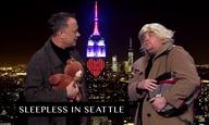 Ο Τομ Χανκς αναπαριστά -live- όλες τις ταινίες του μέσα σε 7 λεπτά!