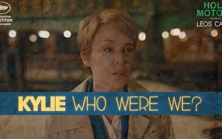 Who Were We? - Kylie Minogue (from «Holy Motors»)