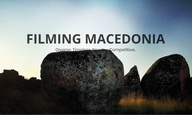 Γυρίζοντας ταινίες - αδιαπραγμάτευτα - στην... Μακεδονία!