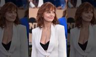 Ας μιλήσουμε λοιπόν για το στήθος της Σούζαν Σαράντον