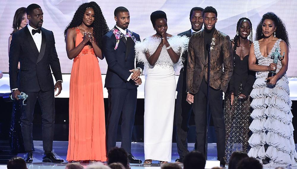 Οι ηθοποιοί ψηφίζουν «Black Panther» στα SAG Awards