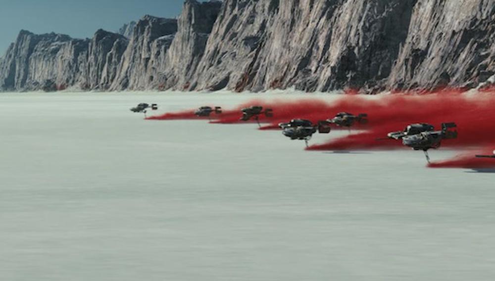 Ανάσταση πριν την ώρα της! Το πρώτο teaser του «Star Wars: The Last Jedi» είναι εδώ