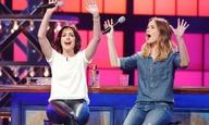 Αποθεώστε τις! Η Εμιλι Μπλαντ και η Αν Χάθαγουεϊ στο lip sync battle της χρονιάς!