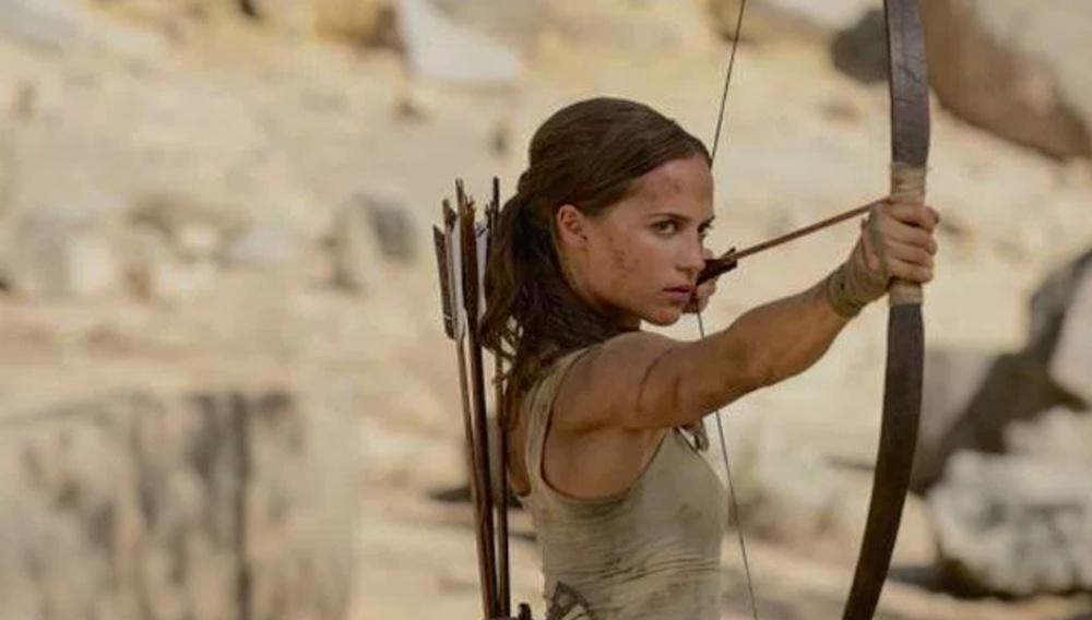 «Tomb Raider»: πρώτo teaser-trailer με την Αλίσια Βικάντερ ως Λάρα Κροφτ