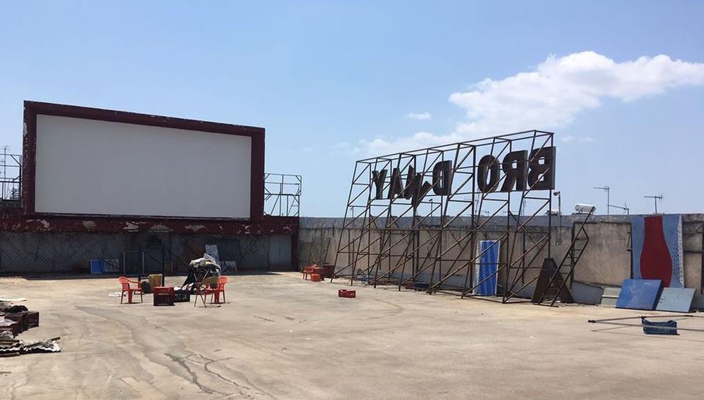 «Broadway»: H θέα από τα γυρίσματα του μεγάλου μήκους ντεμπούτου του Χρήστου Μασσαλά