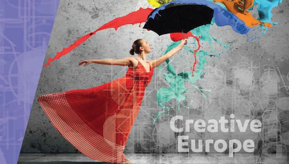 2.2 δισεκατομμύρια ευρώ για τη Δημιουργική Ευρώπη από το 2021 μέχρι και το 2027