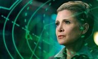 H σκηνή της Κάρι Φίσερ που κόπηκε από το «Star Wars: Η Δύναμη Ξυπνάει»
