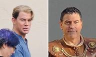 Ο Τζορτζ Κλούνεϊ κι ο Τσάνινγκ Τέιτουμ στις πρώτες φωτογραφίες από το «Hail, Caesar!» των αδελφών Κοέν