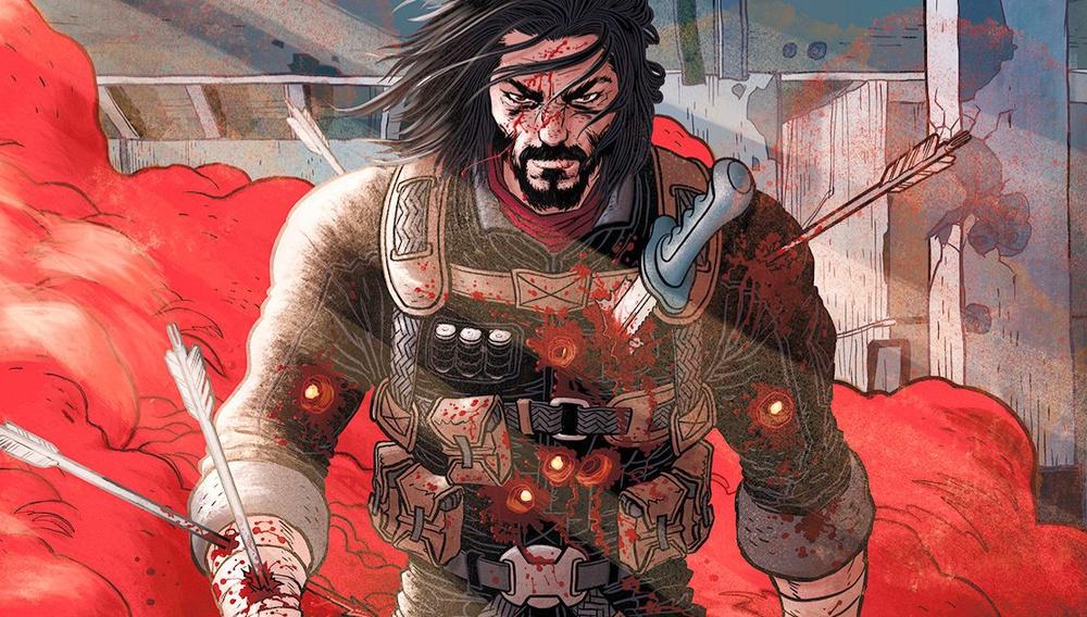 «BRZRK»: Το πρώτο κόμικ του Κιάνου Ριβς είναι ήδη best-seller