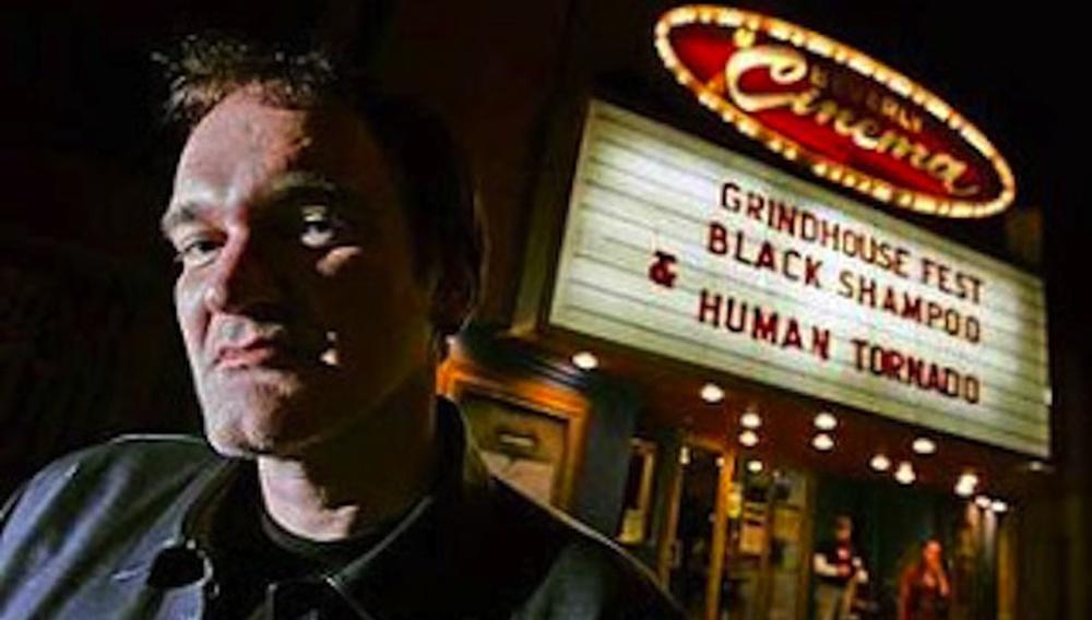 Πάμε στο σινεμά όπου τις ταινίες διαλέγει ο Κουέντιν Ταραντίνο;
