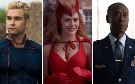 EMMY 2021: Τα κόμικς γράφουν Ιστορία στα φετινά βραβεία Emmy