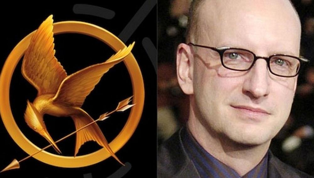 O Στίβεν Σόντερμπεργκ αναλαμβάνει τα συμπληρωματικά γυρίσματα του Hunger Games!