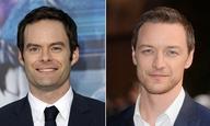 Ο Τζέιμς ΜακΑβόι και ο Μπιλ Χέιντερ βρίσκονται σε διαπραγματεύσεις για ρόλους στο δεύτερο κεφάλαιο του «It»