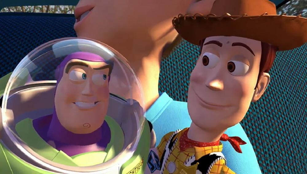 Αφιερωμένο σε όλους τους καλύτερούς μας φίλους: Χρόνια πολλά Pixar!